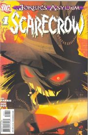Joker's Asylum Scarecrow #1 (2008) Batman DC comic book